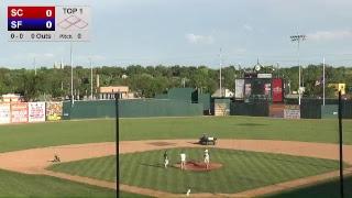 Canaries Baseball Live Stream - Huron, SD 5/12/17 vs Sioux City Explorers