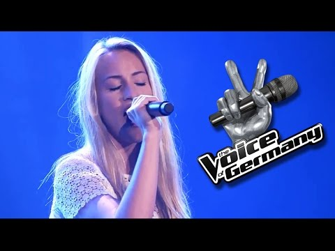Human - Franziska Harmsen | The Voice | Blind Audition 2014