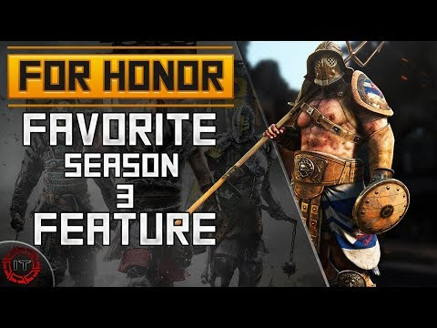 What Are YOU Most Excited For In Season 3? | For Honor High Level Berserker Brawls