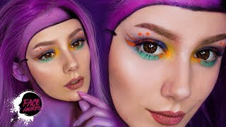 NYX Face Awards Russia 2018 / Mask | DG