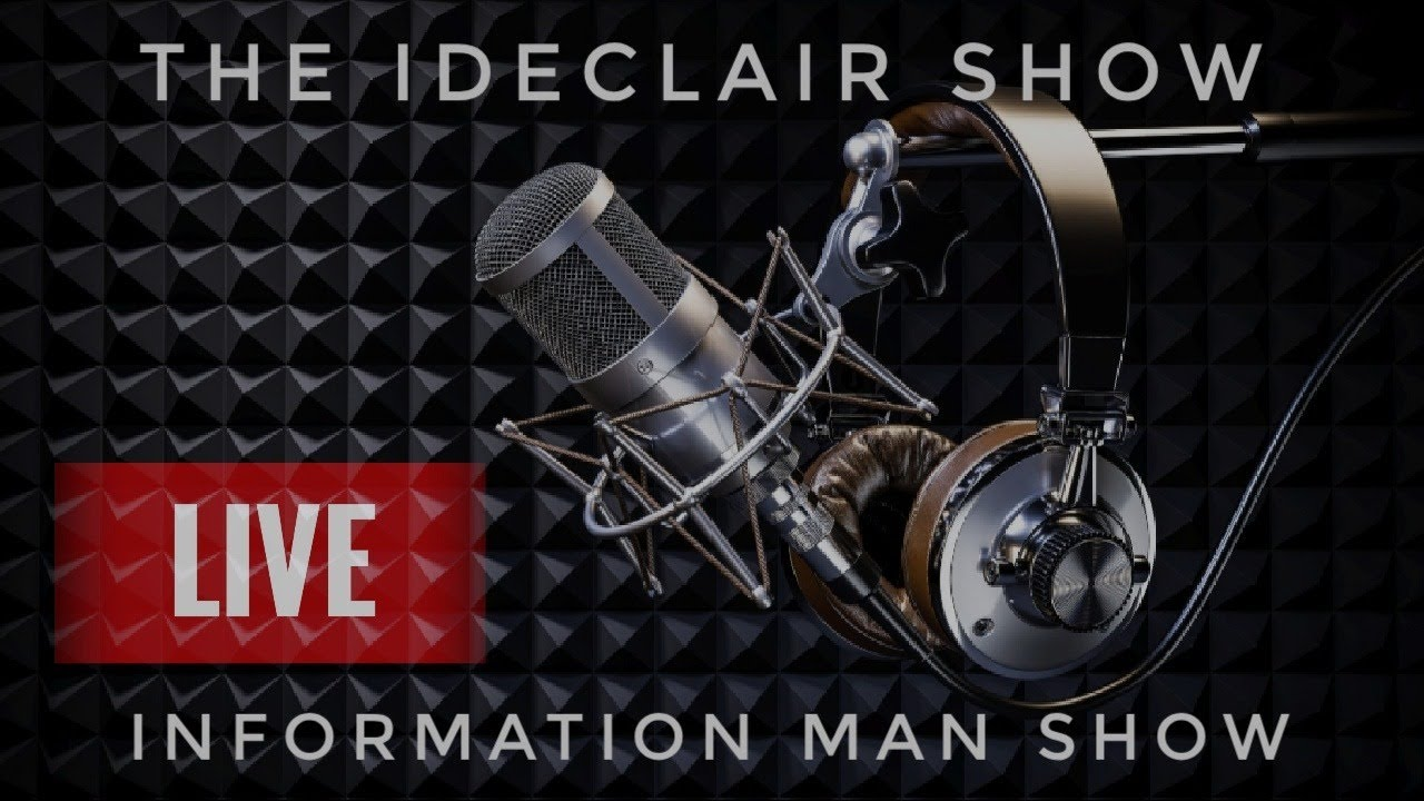 Talk Black To Me With IDECLAIR SHOW AND INFORMATION MAN
