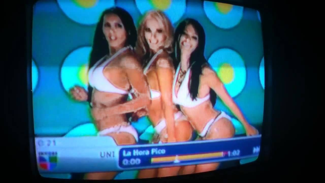 la hora pico models nude youtube
