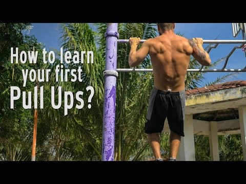 The Step-by-Step Help guide to Nailing Pullups