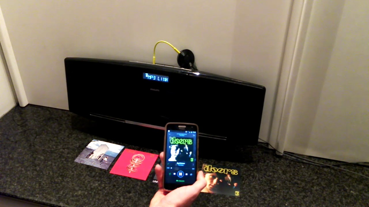 Albums With NFC Tags to Automatically Play Spotify Music on
