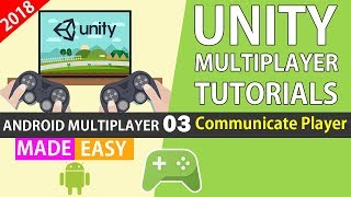 Unity Realtime Multiplayer Google Play Game Services (03)