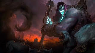 LoL Yorick Rework Login Screen & Music