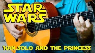 Han Solo/Princess Leia's Theme (Star Wars) – By Marcos Kaiser