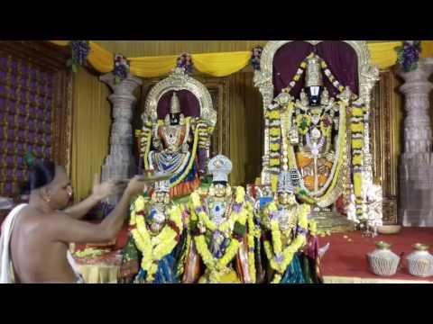108 divya desam at Vanagaram