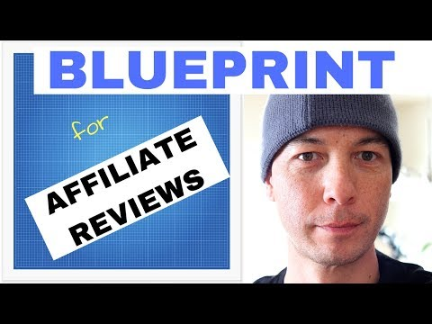 AMAZON AFFILIATE AUTHORITY SITE Product Review Template Workshop