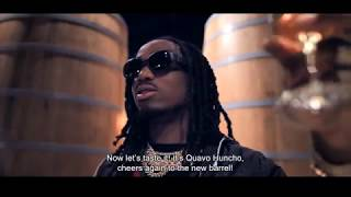 A story about MARTELL x QUAVO