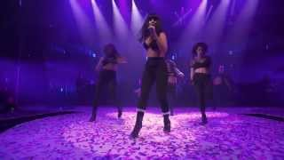 Lady Gaga Manicure Live At The ITunes Festival 2013 HD