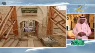 مسجد الشافعي.. شاهد على تاريخ جدة في عصورها المختلفة