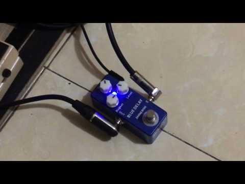 Efek / effect Mosky blue delay analog