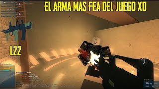 Roblox |phantom force| el arma mas fea