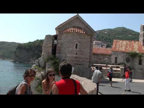 Montenegro travel clip part 2 Hd