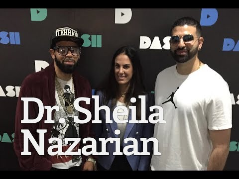 Dr. Sheila Nazarian talks Plastic Surgery, Marriage, Happiness & much more