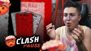13 - Saad   # HALWASA .. الجزء الأخير (Reaction)   CLASH PAUSE!!
