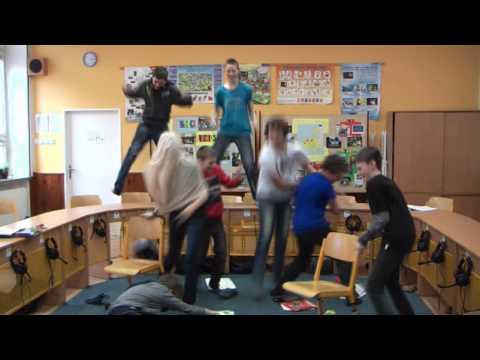 Harlem shake - Uhersky Brod Marianske Skola Czech Republic