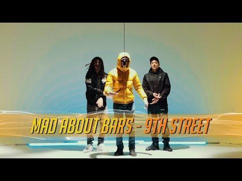 #9thStreet (Rzo Munna x Pumpz x Soze) - Mad About Bars w/ Kenny Allstar [S3.E29] | @MixtapeMadness