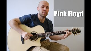 Pink Floyd - Another Brick In The Wall Fingerstyle Guitar