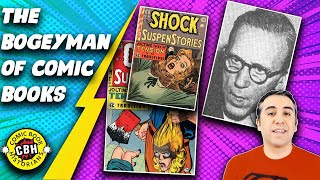 Episode 26. The Good Things about Frederic Wertham, the Bogey Man of Comics by Alex Grand