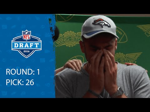 Paxton Lynch (QB) | Pick 26: Denver Broncos | 2016 NFL Draft