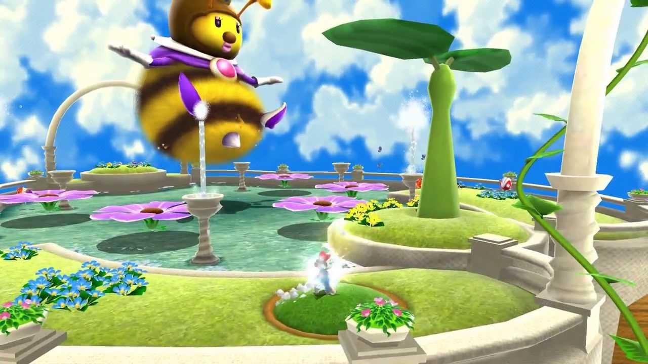 Dolphin 4.0.2 | Super Mario Galaxy | Star 5 - Honeyhive ...