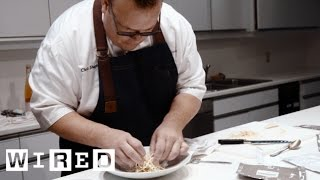 Award-Winning Chef Takes On NASA Space Food