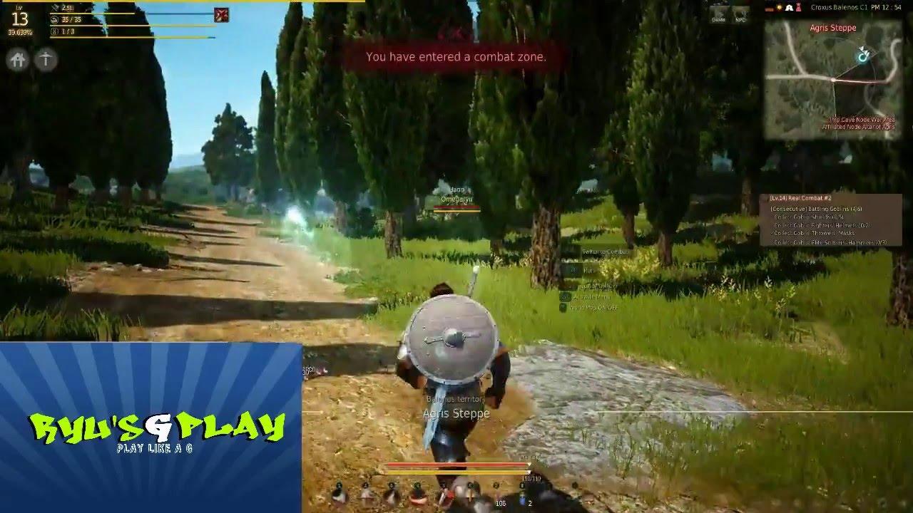 How To Set Ultra Graphics: Black Desert MMORPG Graphics Test