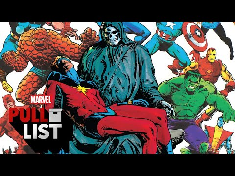 Looking back with the DEATH OF CAPTAIN MARVEL and More! | Marvel's Pull List