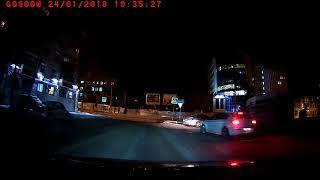 видео Видеорегистратор ACV GQ117 автомобильный компактный