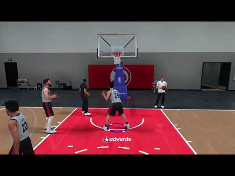 nba 2k18  94 points down by 2 36.6 left in game