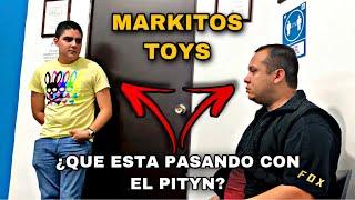 EL PITYN A ESTADO MOLESTO POR ESTA RAZON Y ¿YO PUEDO  MOLESTARME ? | Markitos TOYS