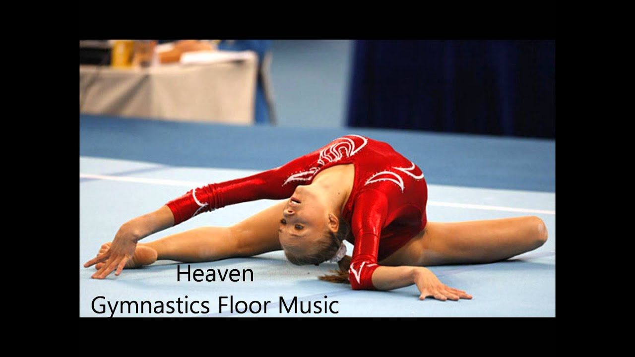 Beautiful Gymnastics Floor Music   Heaven   YouTube