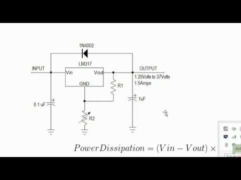 LM317 Operation Tutorial