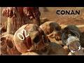 Conan Exiles #2 -  Lauf Conan LAUF ! [Gameplay German]