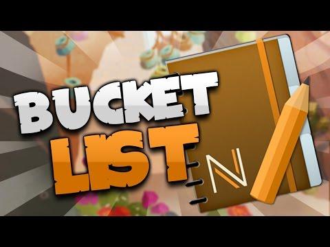 ANIMAL JAM BUCKET LIST!