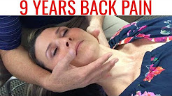 9 years of LOW BACK PAIN solved in ONE chiropractic ADJUSTMENT