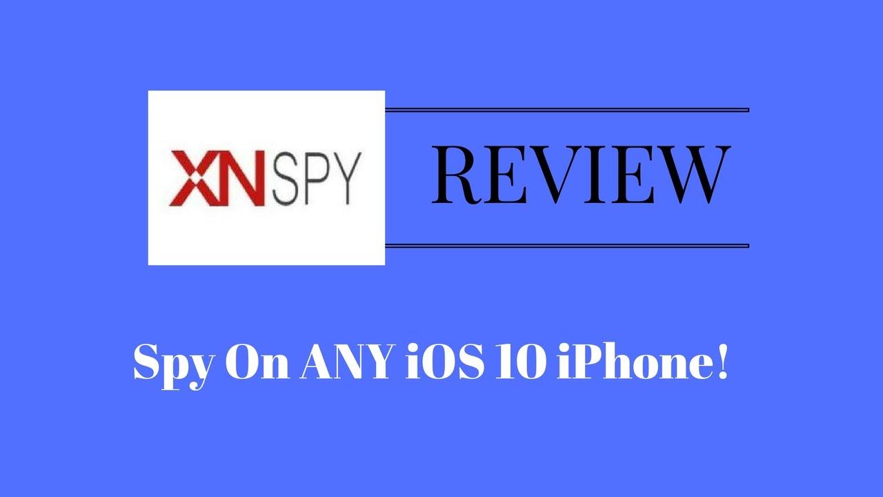 ios 10 spy software