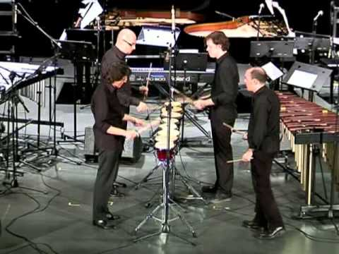 Steve Reich Time zones 2008