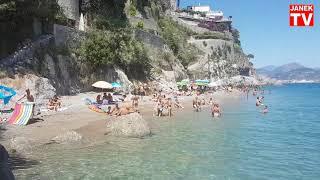 Vietri sul mare _ spiaggetta travertino https://www.facebook.com/janek-tv-338747499552260/ #vietrisulmare #janektvhd https://neapolikampania.blogspot.com/