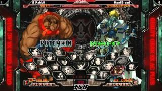 TSB 2/16/2013 Guilty Gear XX Accent Core Tournament