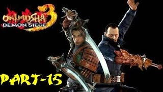 Onimusha 3 Demon Siege Walkthrough Part 15
