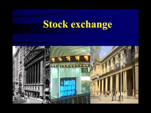 Stock Market 101 Part I How the Market Really Works