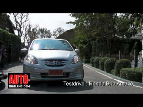 Testdrive Honda BRIO AMAZE
