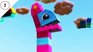 LEGO Przygoda 2 Gra Wideo #2 - Wielki Potwór LEGO Siostry - Gra LEGO Przygoda