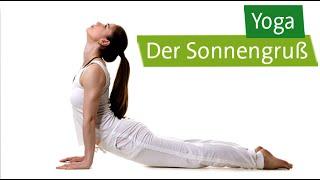 Yoga: Der Sonnengruß – Anleitung