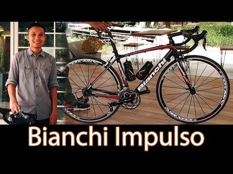 Bianchi Impulso มินิรีวิว (feat. Utt สถาปั่น)