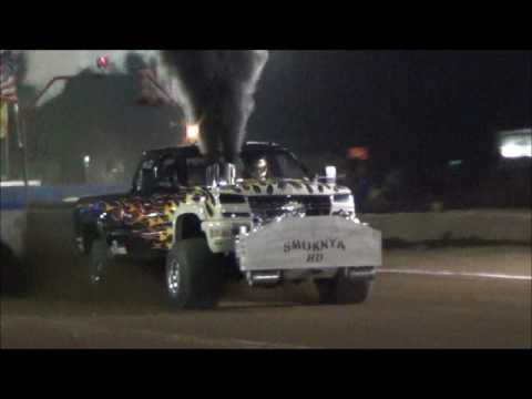2017 NTPA , WASHINGTON COURT HOUSE, OH, SUPER STOCK DIESEL TRUCKS