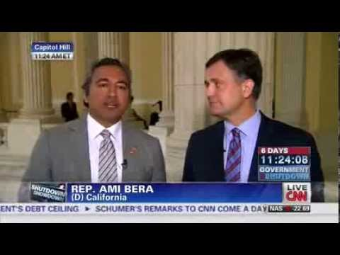CNN Interview on Shutdown and Default with Rep. Luke Messer (R-Ind.)